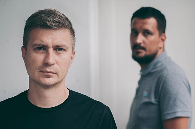Nikola Radojičić i Nenad Radojičić